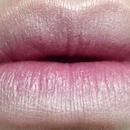 Pink to White - Bitten lips