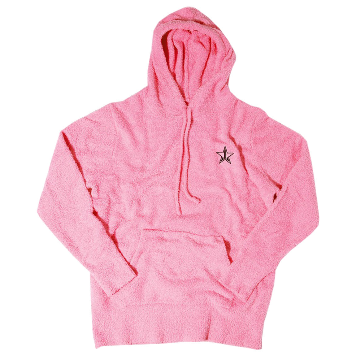 Jeffree Star Cosmetics Pink Teddy Pullover Small alternative view 1 - product swatch.