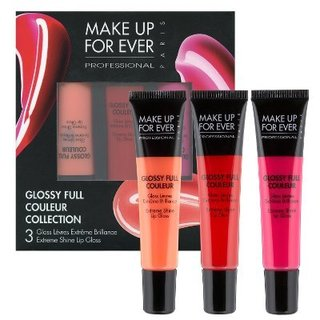 MAKE UP FOR EVER Glossy Full Couleur Collection