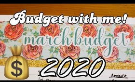 Budget With Me!   March 2020 Monthly Results!   Debt Avalanche, Paycheck to Paycheck Budget