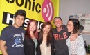 My first time on live radio for 104.9 SONiC! #Salina4ChiefFunster #BestJobs