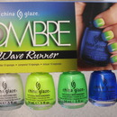 China Glaze Ombre: Wave Runner