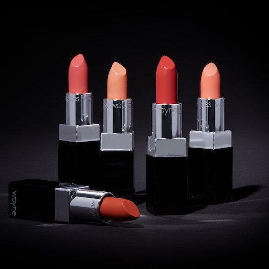 Alternate product image for The Luxury Cream Lipstick shown with the description.
