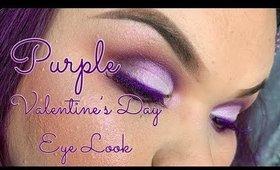 Purple Vday EyeLook 💜