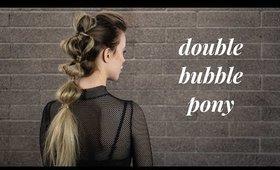 Double bubble Pony
