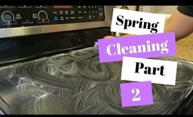 💐Spring Cleaning💐|Kitchen & Dining Room|Part 2