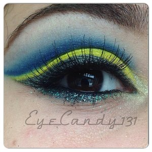 If you have any questions about the products/techniques I used, PLEASE don't be afraid to ask. 😘😊 Instagram: eyecandy131