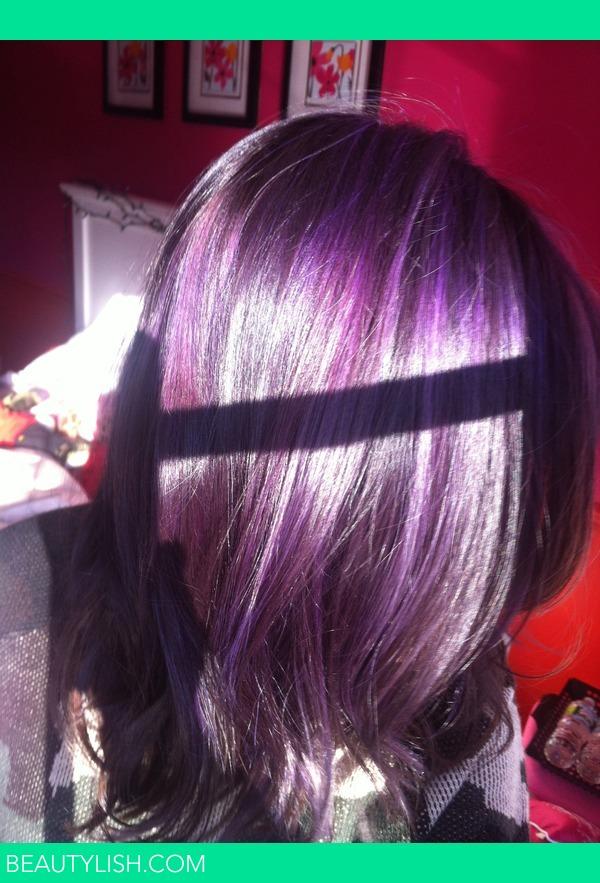 My Purple Hair Jessie B S Photo Beautylish