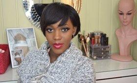 Aliexpress short wig review | Queen Hair Sense