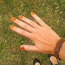 Dermacol neon nail polish :)