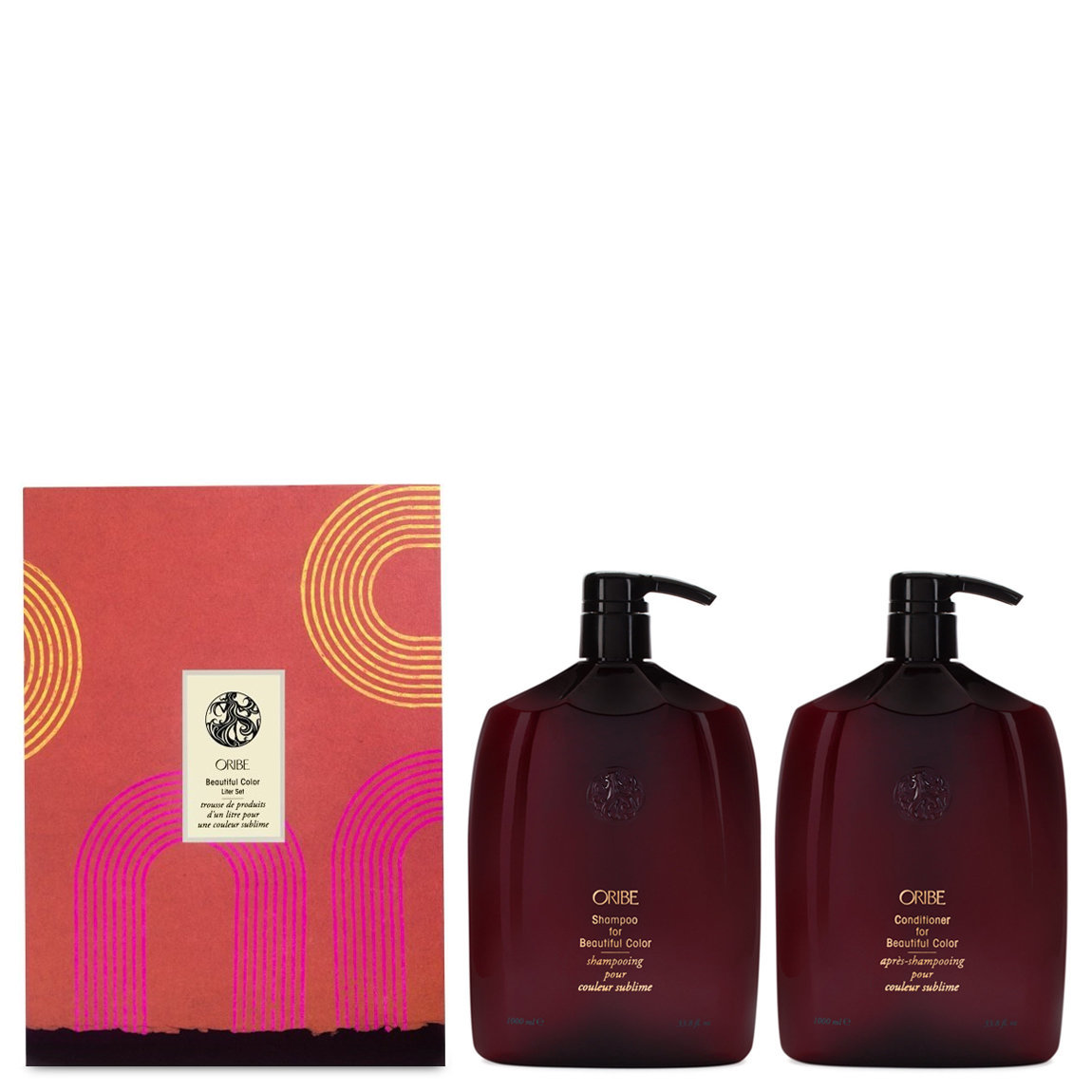 Oribe Beautiful Color Liter Set product swatch.