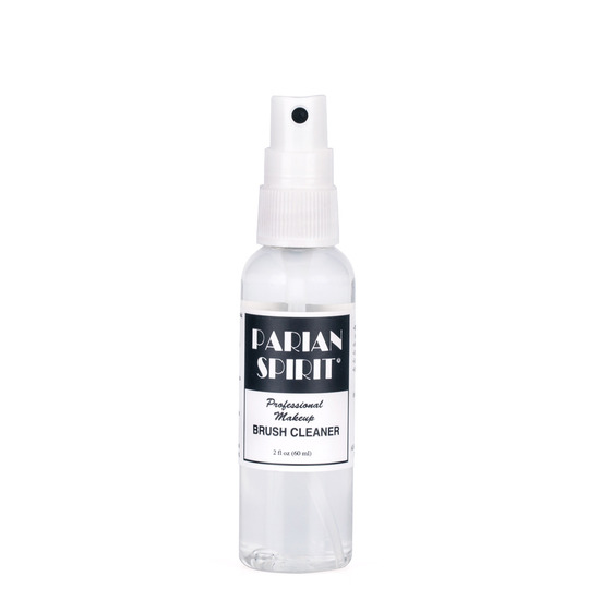 Parian Spirit Professional Makeup Brush Cleaner 2 oz. product smear.
