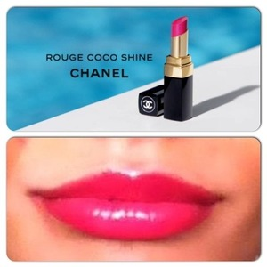 Suspens rouge coco shine by Chanel