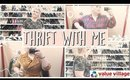 Thrift With Me Plus Size Clothing + Halloween at Value Village