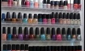 Krystal's Nail Polish Collection