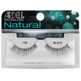 Natural Lashes 110 Black