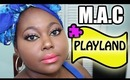 MAC Playland Collection Haul + Swatches
