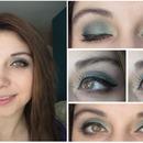 St. Patrick's Day Makeup