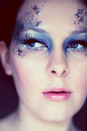 Winter Fairy MakeUp  ♥ 2