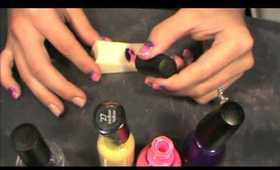 How To :: Ombré Nails
