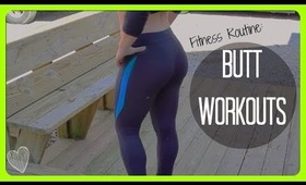 But Workouts + Giveaway