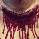 slit throat sfx. Instagram @tamarahmua