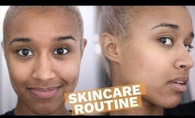 My Skincare Routine! How I've Gotten My Best Skin Ever
