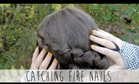 The Hunger Games: Catching Fire Nails