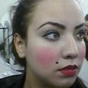 Test Makeup for Marie Antoinette Production