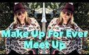 MEET & GREET @ Make Up For Ever Store!!!!