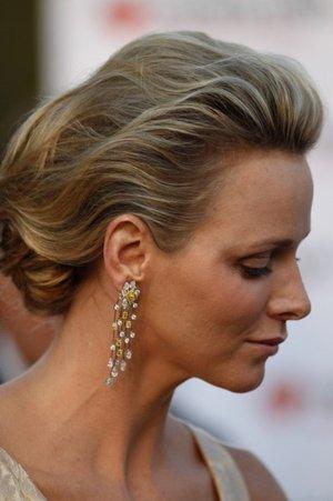 Princess of Monaco Charlene, I love her up do