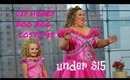 DIY Honey Boo Boo Child Costume (LESS THAN $15)
