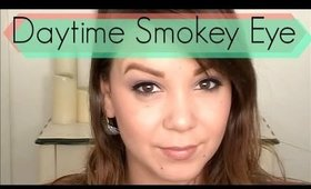 Easy Daytime Smokey Eye Tutorial - Revealed 2 Palette