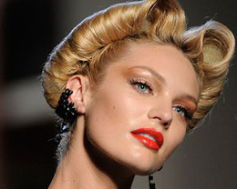Jean Paul Gaultier Hair, Paris Fashion Week S/S 2012