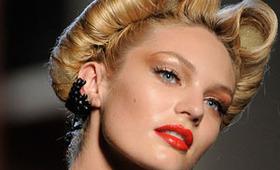 Jean Paul Gaultier Hair, Paris Fashion Week S/S 2012