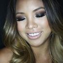 Vegas Clubbing Makeup