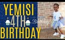 Yem Yem 4th Birthday |NEVER buy a tutu again| DIY