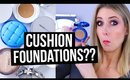 BUY OR BYE || CUSHION FOUNDATIONS: What Worked & What Didn't