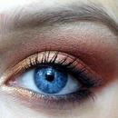 Phoenix Inspired Makeup
