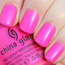 China Glaze Hang-Ten Toes