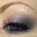 EOTD: Pink & Grey