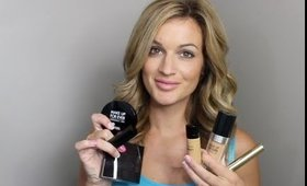 August 2015 Makeup and Hair Favorites~YSL, Bare Minerals, Laura Mercier