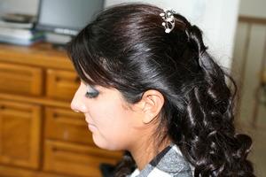 Sonia's hair & makeup
