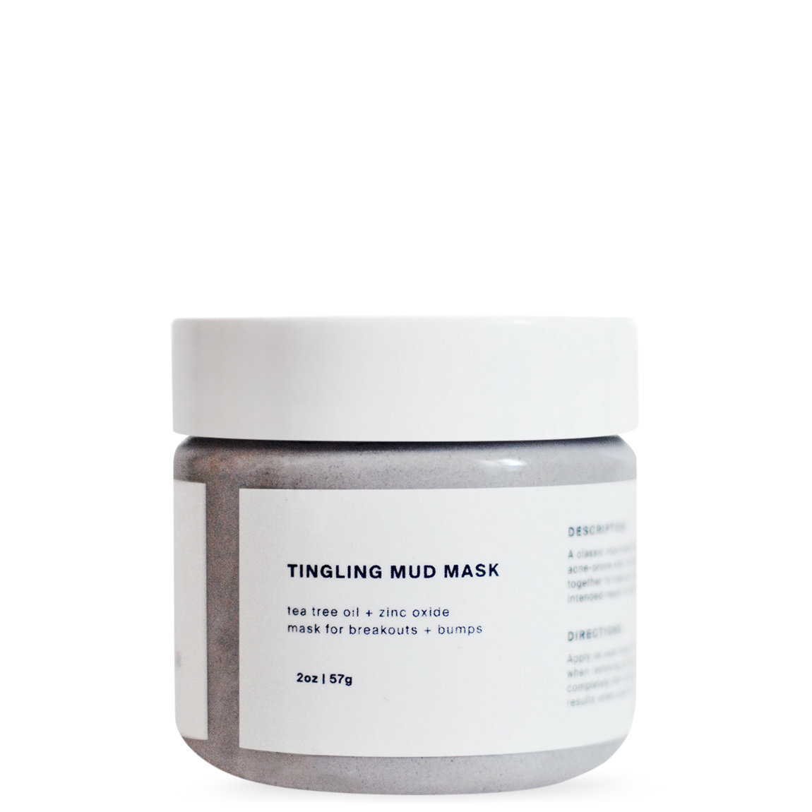 ROSEN Skincare Tingling Mud Mask alternative view 1 - product swatch.