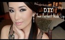Beauty Quickie: DIY Your Perfect Nude Lip - Customize ANY Shade! Bonus Video - hollyannaeree