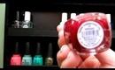 Nail Polish Collection + Storage (Summer 2012)
