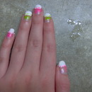 Bow Tie Nails