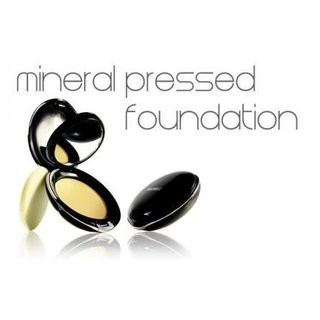 Micabella - Mica Beauty Cosmetics Mineral Pressed Foundation