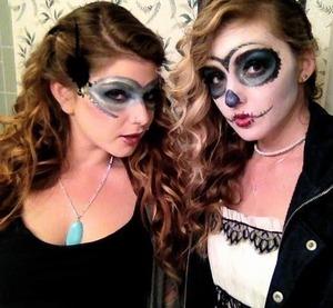 Fun Halloween looks