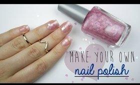 Make Your Own Nail Polish!